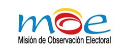 MOE – Misión de Observación Electoral