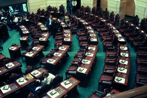 Congreso examina las reformas electorales del Acuerdo de Paz