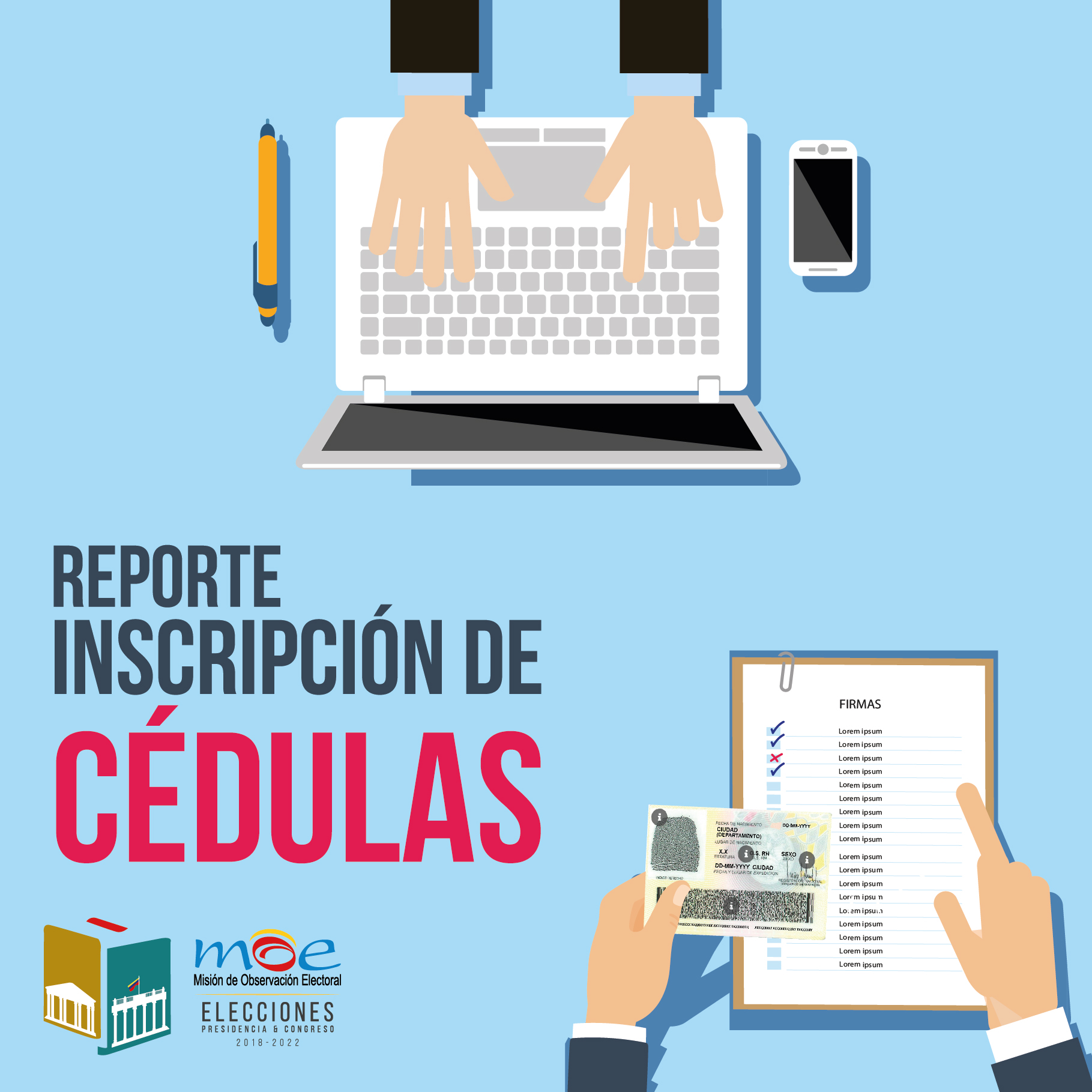 Inscripcion De Cedulas
