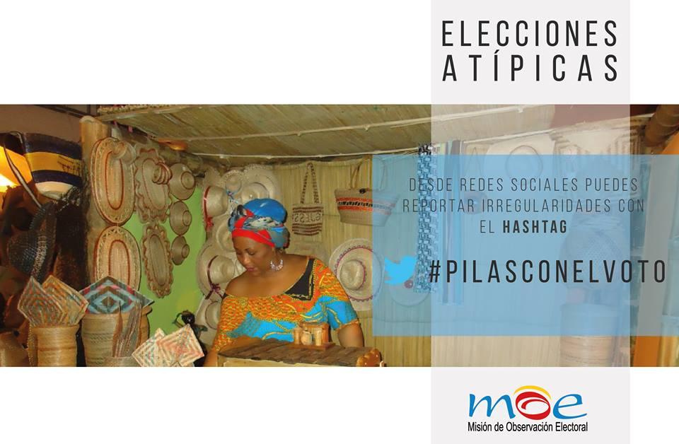 Elecciones atípicas en Tumaco