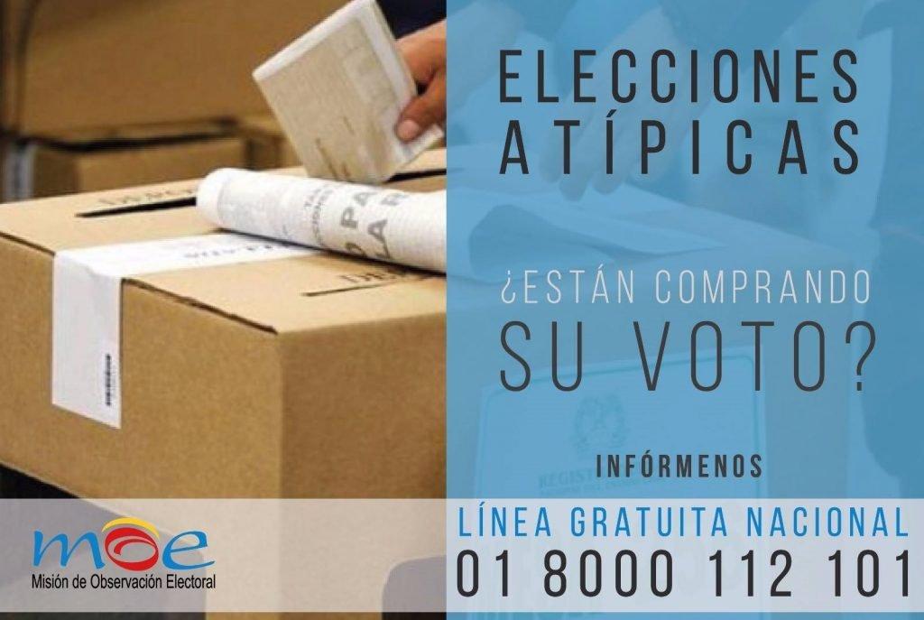 Elecciones en Tumaco