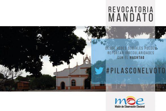 Votación revocatoria Alcaldía El Copey