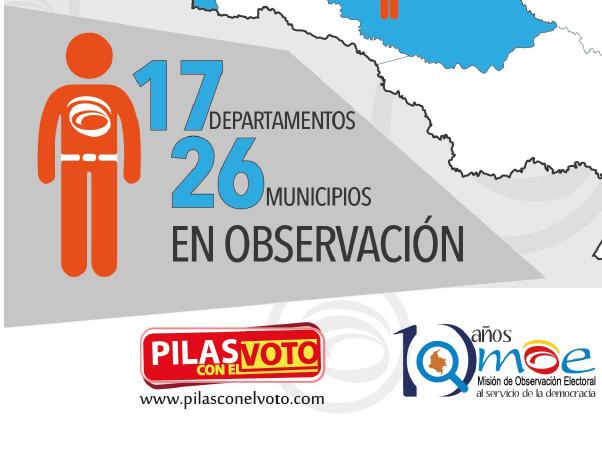 Imagen Observación MOE Internacional en Colombia 2016