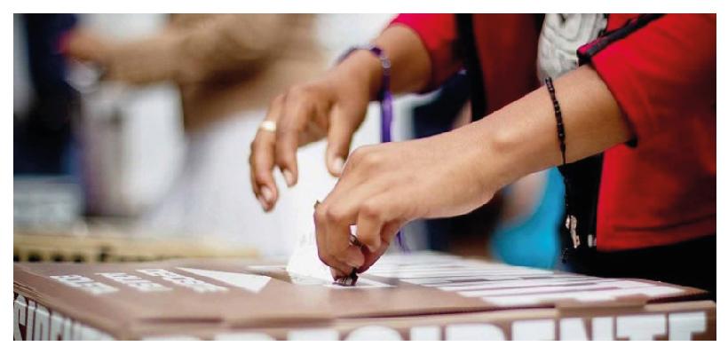 Electoral monitoring