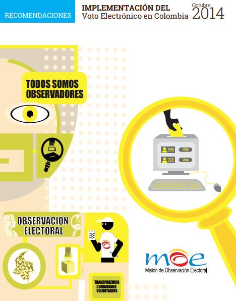Implementación voto electrónico en Colombia