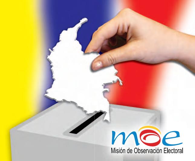 Mapa de Riesgo Electoral