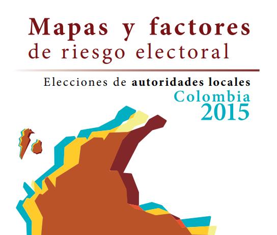 Riesgo Electoral en Colombia 2015