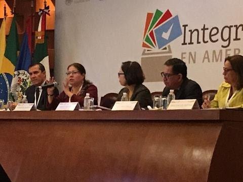 Conferencia de Integridad Electoral en México