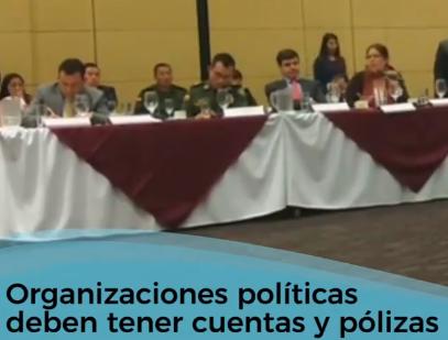 Comisión Nacional Electoral 2017