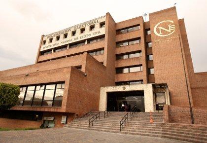 Edificion de la Organización Electoral