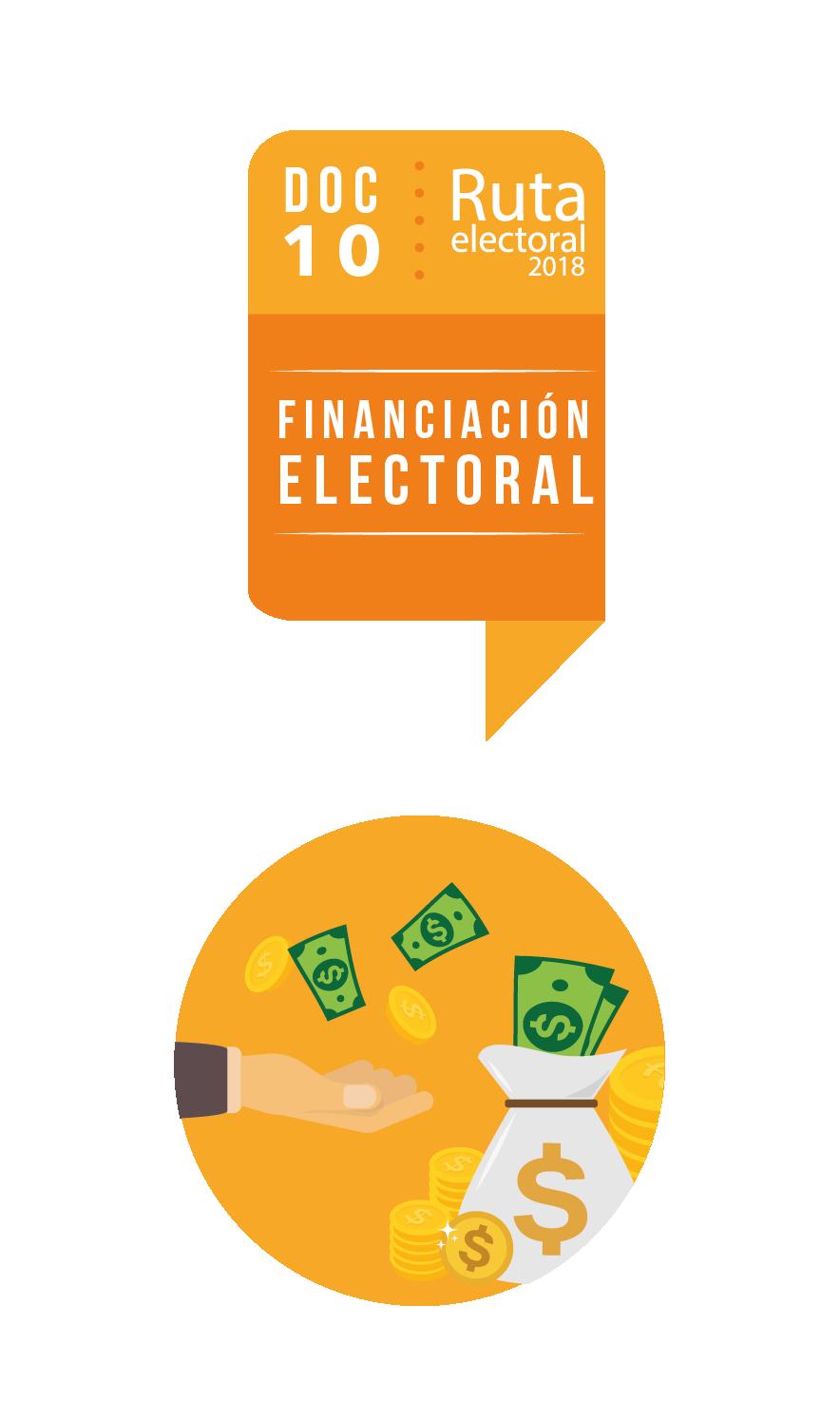 Ruta Electoral: financiación electoral