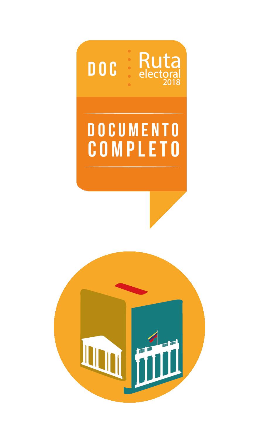 Documento completo: Ruta Electoral 2018