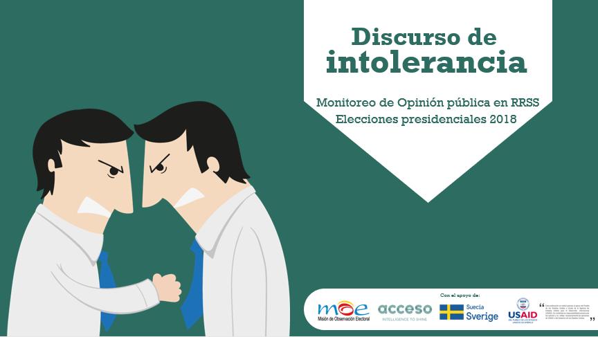 Discurso de la Intolerancia