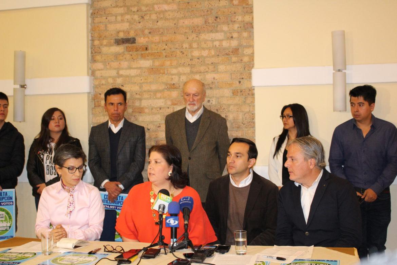 La ciudadanía será veedora del Mandato Ciudadano AnticorrupciónLa ciudadanía será veedora del Mandanto Ciudadano Anticorrupción