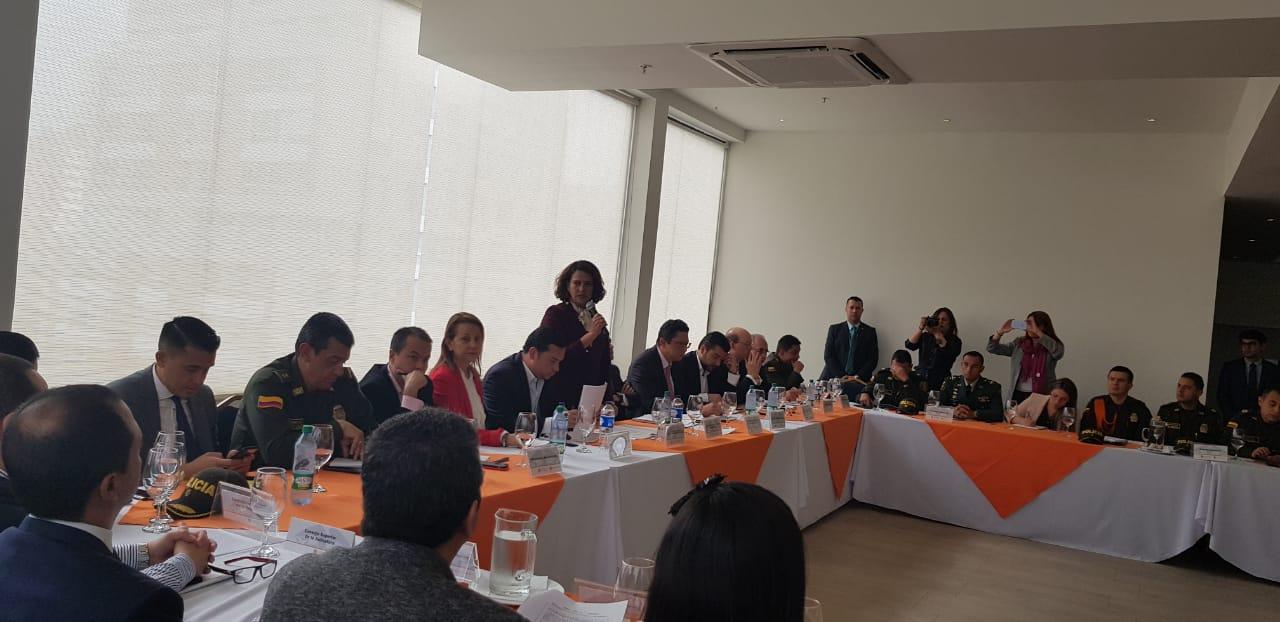 Comisión de seguimiento electoral 2019